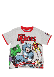 fdf93c82d Marvel Heroes Cotton Jersey T-shirt | MILANSTYLE.COM