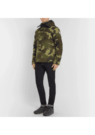 925d6ab2cc1a6 Canada Goose   Macmillan Slim-fit Camouflage-print Quilted Shell ...