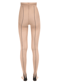 02a9e8cb7e662 Horizon Back Seam Nylon Tights | MILANSTYLE.COM
