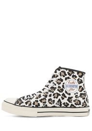Lucky Star Archive Prints Remix Sneakers | MILANSTYLE.COM