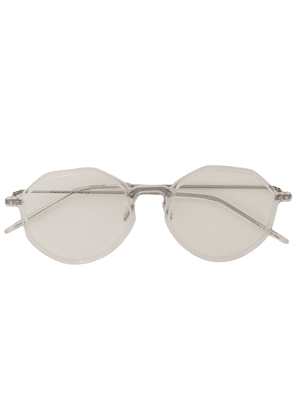 2b74d3ac70 Delirious round-frame glasses - Neutrals
