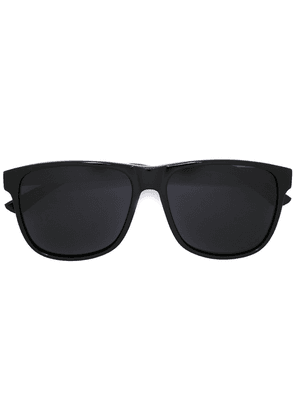 Christian Koban round frame sunglasses - Black