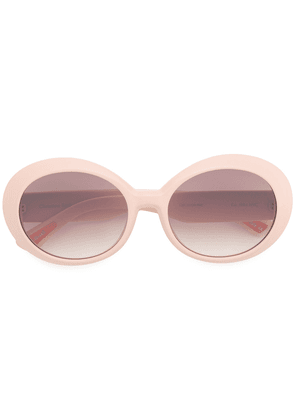 Christian Roth Eyewear round frame sunglasses - Pink