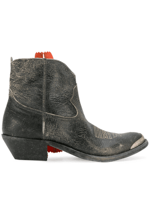 Golden Goose Deluxe Brand Young boots - Black