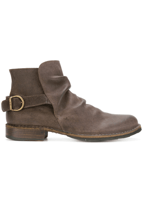 Fiorentini + Baker Espot-sq Eternity ankle boots - Brown