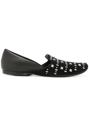 Calleen Cordero July studded slippers - Black
