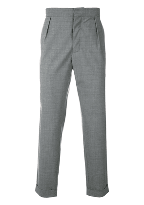 Barena straight fit trousers - Grey