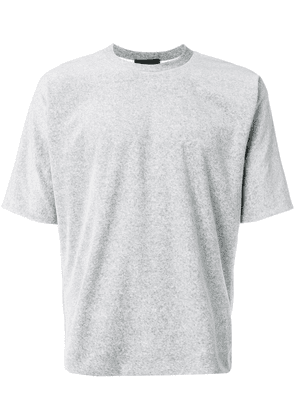 3.1 Phillip Lim classic fitted T-shirt - Grey