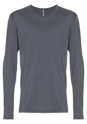 Arc'teryx Veilance Frame Long Sleeve T-Shirt - Grey