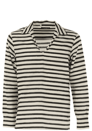 Dolce & Gabbana Shirt for Men On Sale in Outlet, Ivory, Cotton, 2017, 15 15.75