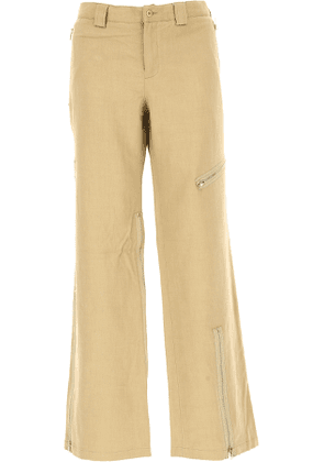 Moschino Pants for Men On Sale, Beige, Cotton, 2017, 34 36