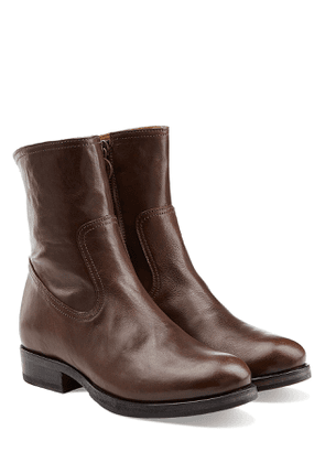 Fiorentini + Baker Leather Ankle Boots