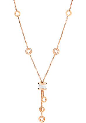 Bvlgari Necklaces, Rose Gold, 18 Kt Rose Gold, 2017