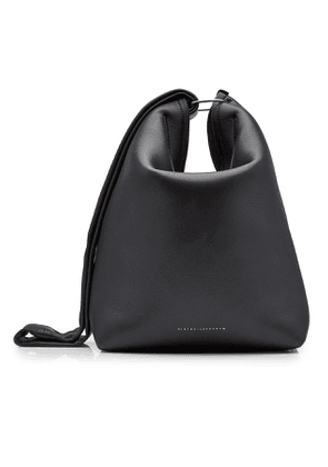 Victoria Beckham Large Tissue Leather Shoulder Bag