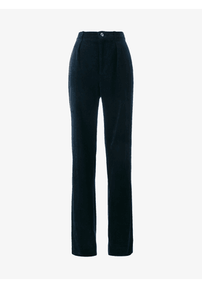 Gucci straight-leg corduroy trousers
