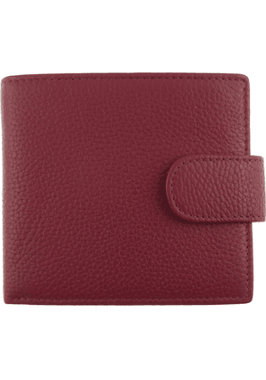 RFID protection leather wallet