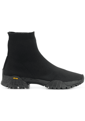 Alyx knit hiking boots - Black