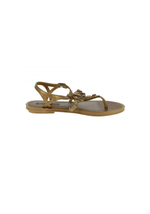 Lustre Sandals - Toffee