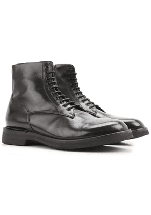 Pantanetti Boots for Men, Booties On Sale, Black, Leather, 2017, 6.5 8 9.5