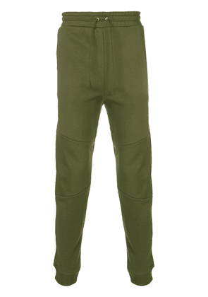 Versus logo patch sweatpants - Green