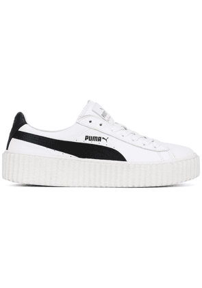 Fenty X Puma lace-up sneakers - White