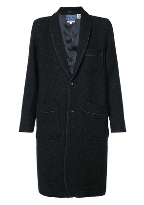 Blue Blue Japan patch pocket coat
