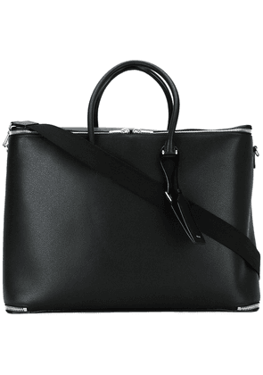 Valextra oversized briefcase - Black
