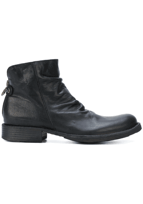 Fiorentini + Baker zip-up ankle boots - Black