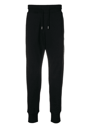 Love Moschino elasticated waist track pants - Black