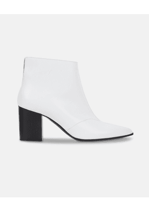 Stella McCartney White White Ankle Boots, Women's, Size 4