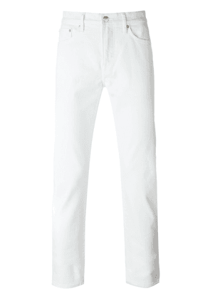 Burberry Brit slim fit jeans - White