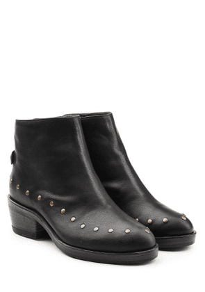 Fiorentini + Baker Studded Leather Ankle Boots