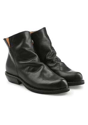 Fiorentini + Baker Chill Leather Ankle Boots