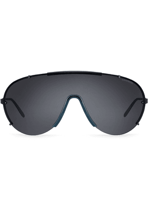 Carrera aviator mask sunglasses - Black