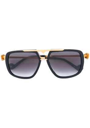 Anna Karin Karlsson Paws Up sunglasses - Black