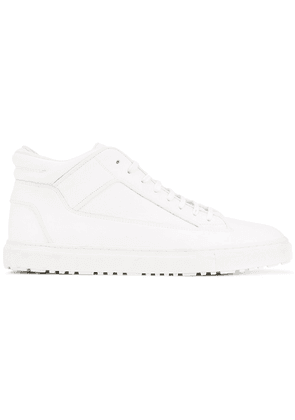 Etq. high top sneakers - White