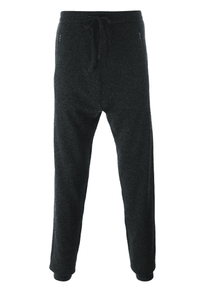 Le Kasha 'Ubud' knitted trackpants - Grey