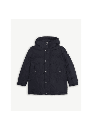 Layon quilted parka 4-14 years