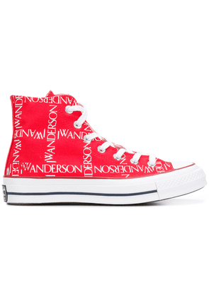 Converse X JW Anderson All Star '70 Hi sneakers - Red