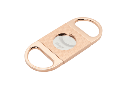 Davidoff Rose Gold Limited Edition Double Blade Cigar Cutter