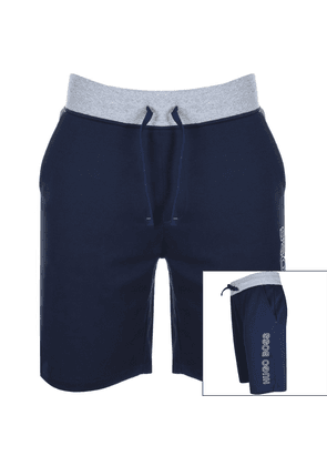 2af360f3f BOSS HUGO BOSS Sweat Shorts White | MILANSTYLE.COM