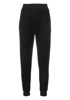 Moncler tapered track pants - Black