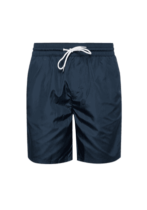 Burberry Logo-printed swimming shorts