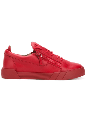 Giuseppe Zanotti Design The Shark 5.0 low-top sneakers - Red