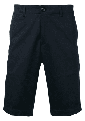 Moncler tailored shorts - Blue