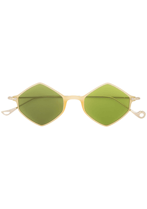 Eyepetizer Rhombus sunglasses - Metallic
