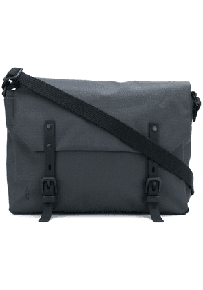Ally Capellino Jeremy Small Ripstop messenger bag - Grey