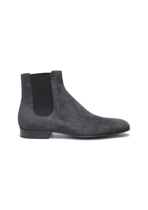 'Alain' suede Chelsea boots