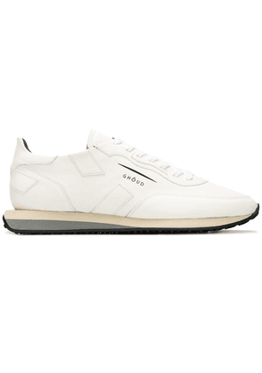 Ghoud classic low-top sneakers - White