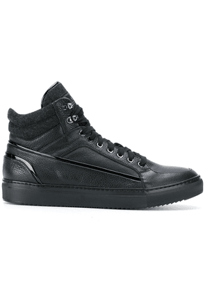 Fabi hi top trainers - Black